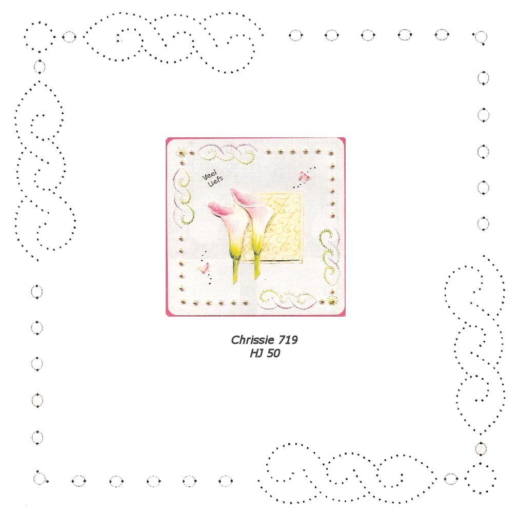 Kaarten maken | kaarten borduren | Pinterest | Ganchillo, Tarjetas y ...