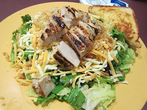 Zaxby S Grilled Chicken Salad It S My Fav Things That Make Me