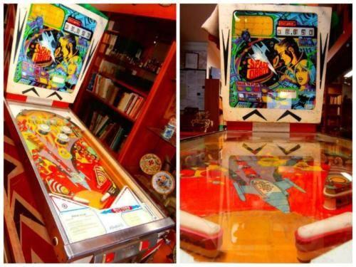 Flipper vintage anni 70 | vintage arcade | Vintage, Pinball, Arcade