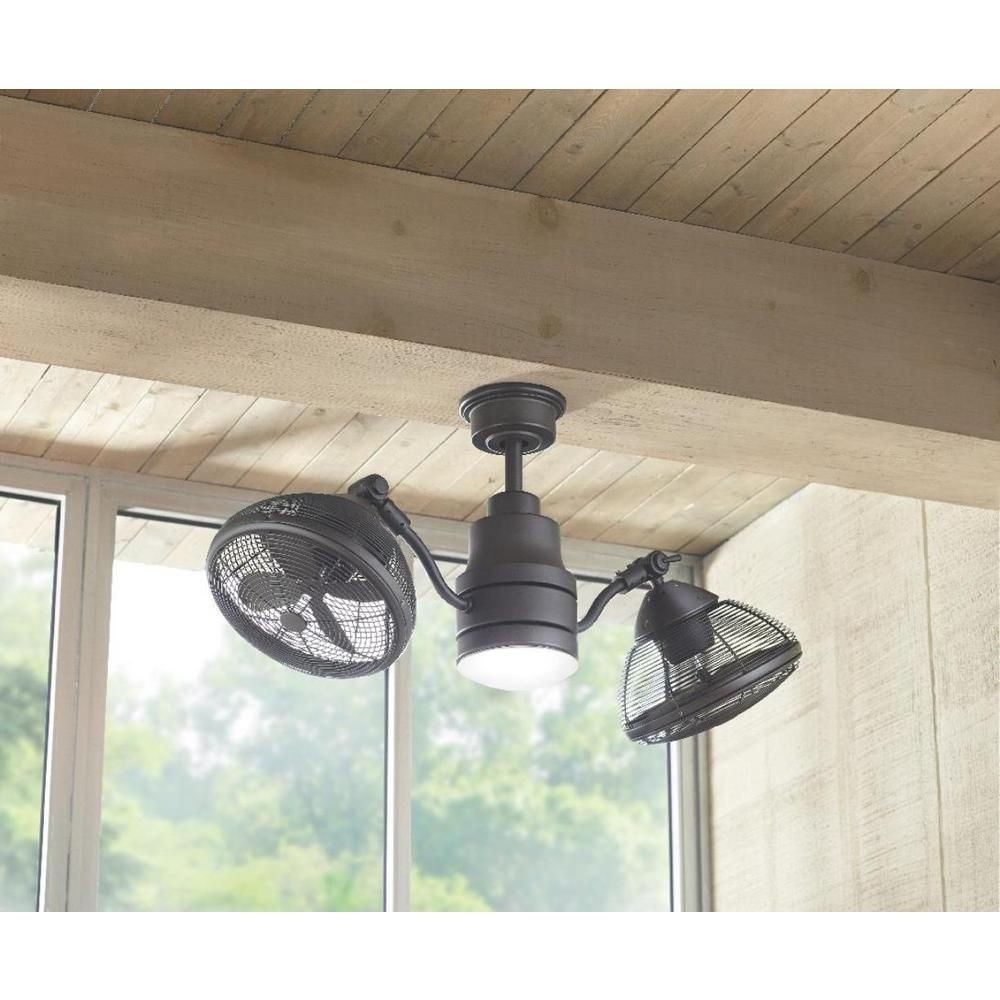 Home Decorators Collection Pendersen 42 In Integrated Led