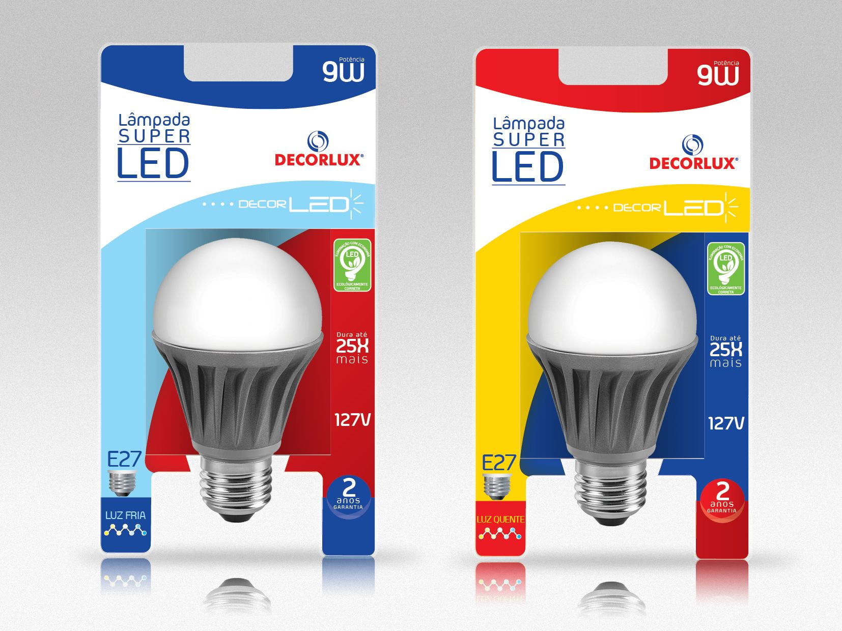Lamp Led Package