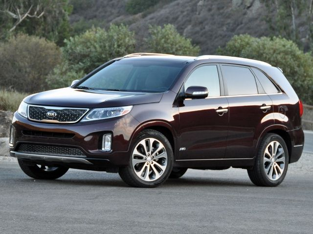 Suvs With Third Row Seating Are Perfect For Family Car 2015 Kia Sorento Coches