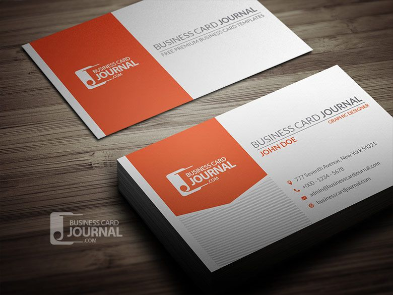 This Professionally Designed Template Is Great For Corporate - Professional business card templates