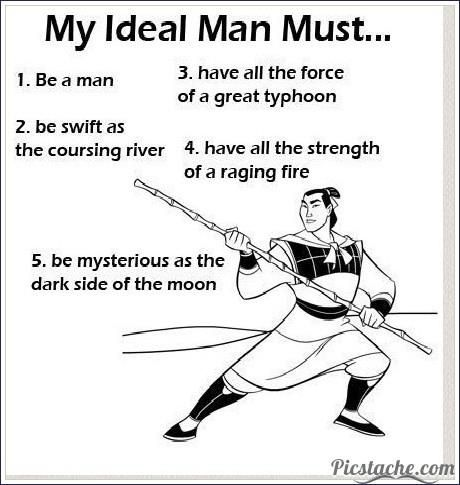 A true man :)