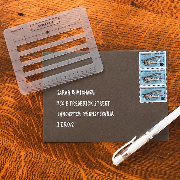 envelop adres template - lettermate | knutselen - het aanpakken van