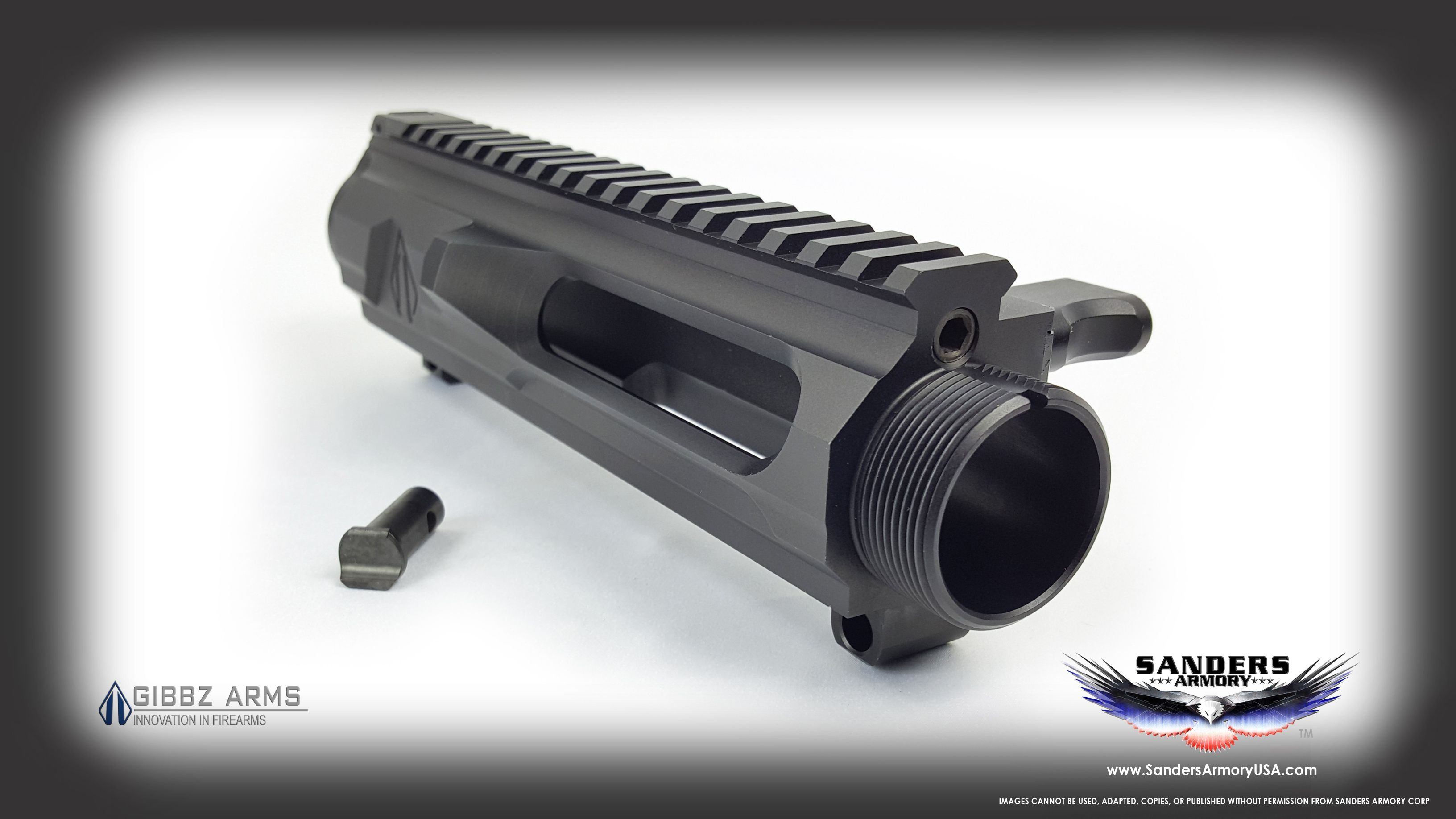 G10 308 Side Charging Upper Receiver – Right Handed