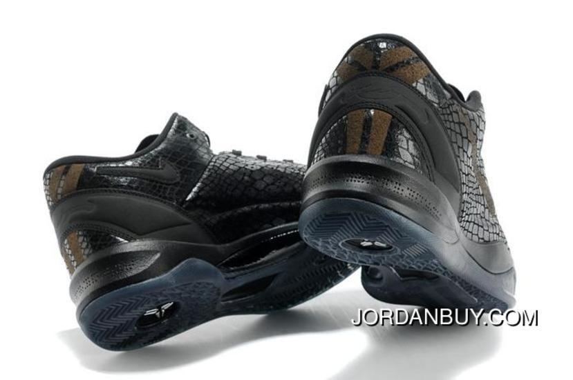 Nike Zoom Kobe VIII 8 EXT Schwarz