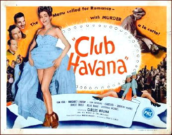 CLUB HAVANA (1945 in 2020 Lobby cards, Havana