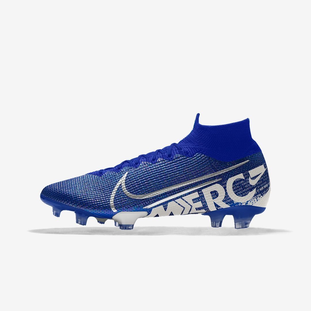 Nike Mercurial Superfly 7 Elite FG By You Custom Firm Ground