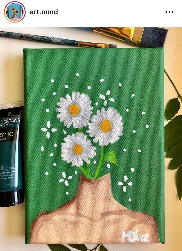 Cute Aesthetic Pictures To Paint