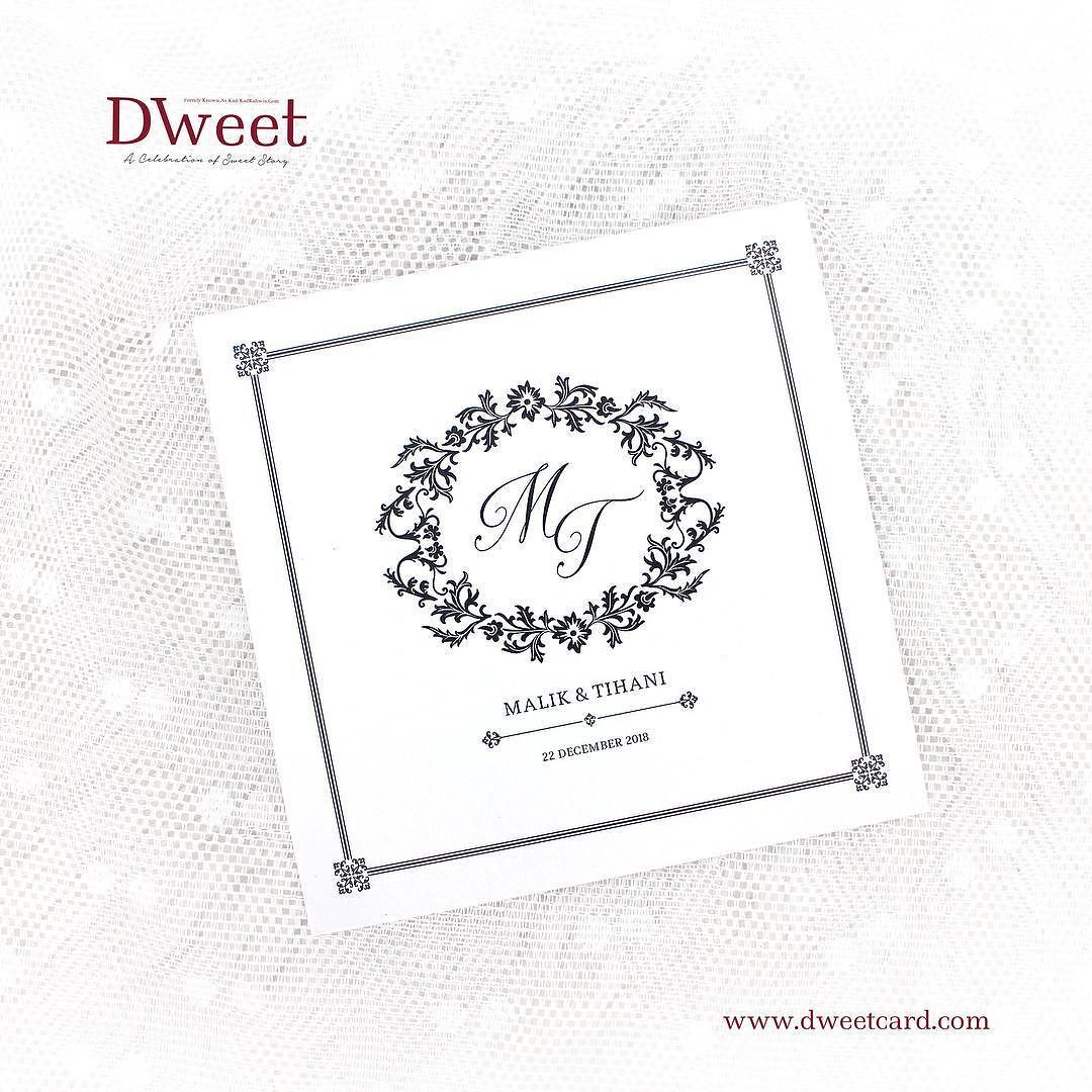 New Design Royal Plain 13 Untuk Mendapat Penerangan Lebih Lanjut Mengenai Pro Kad Kahwin Wedding Invitations Instagram Posts