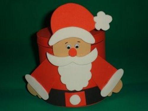 Cara papa noel goma eva buscar con google sorpresas - Sorpresas para navidad ...