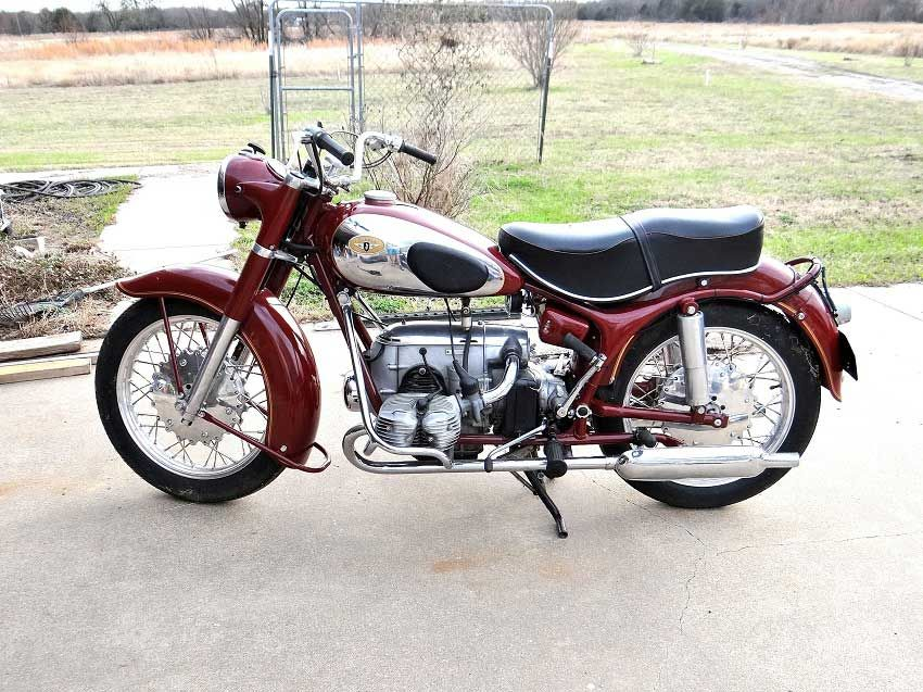 1956 Zundapp Ks601el 2018 Bike Sale Vintage Motorcycle Motorcycle Bikes For Sale