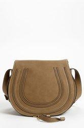 Chloé 'Marcie' Leather Crossbody Bag