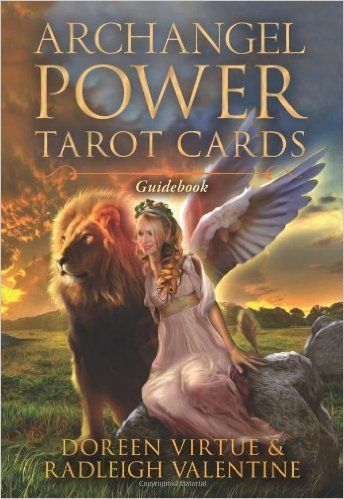 Archangel Power Tarot Cards: A 78-Card Deck and Guidebook, You'll feel driven to move forward with positive life changes, with the help of the archangels who guide you in the Archangel Power Tarot Cards.
