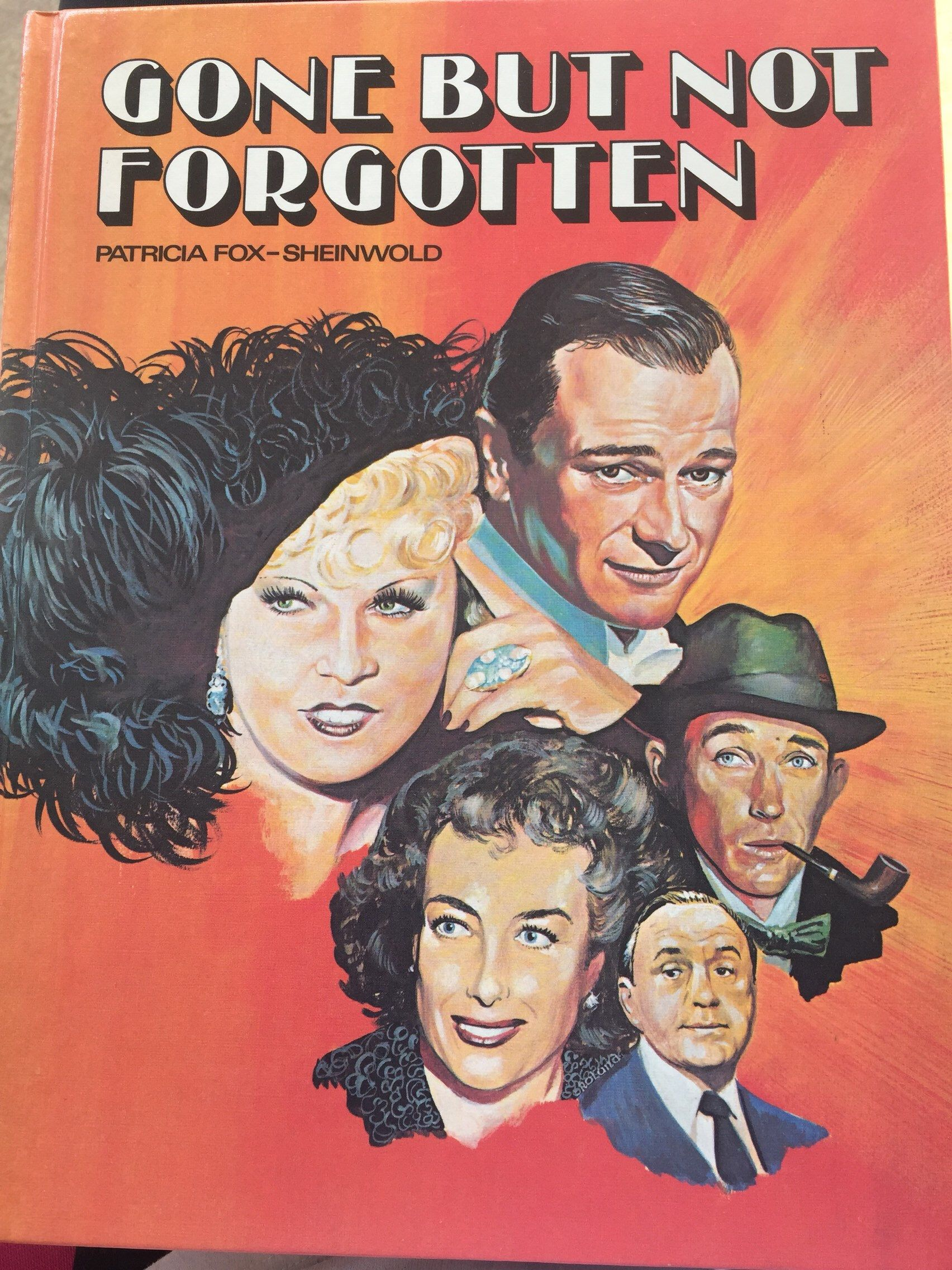 Gone but not Forgotten Hardcover by Patricia FoxSheinwold