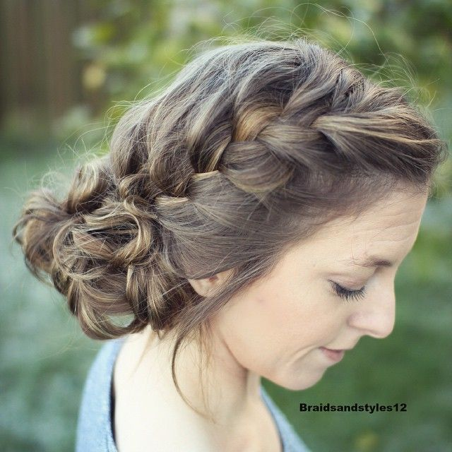 Braidsandstyles12 Lazy Hairstyles Messy Buns And Lazy