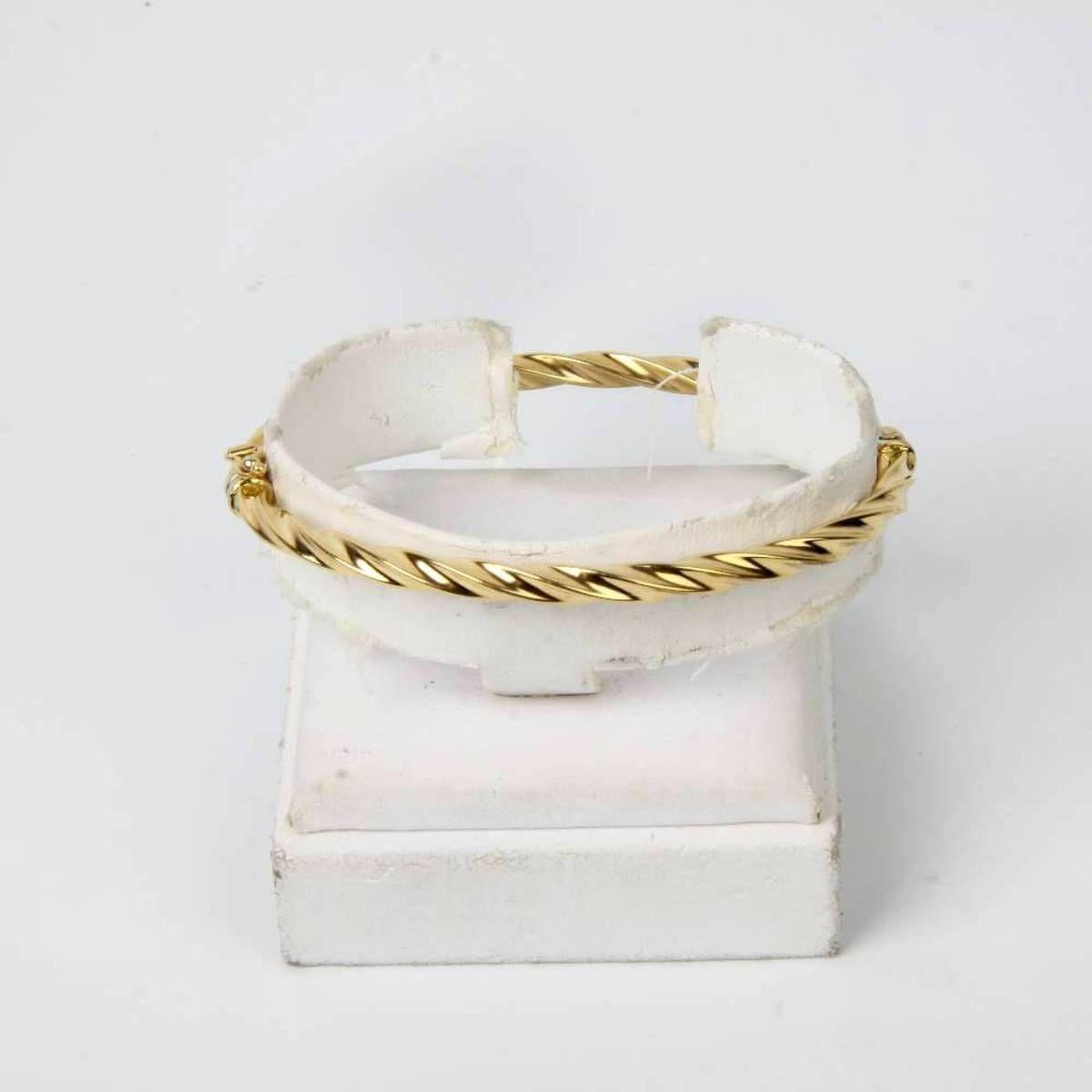 a53335d68d54 Esclava de oro de 18 kilates esclava  de segunda mano oro