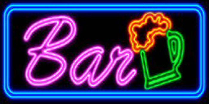 Bar Signs And Posters Second Life Marketplace Neon Sign