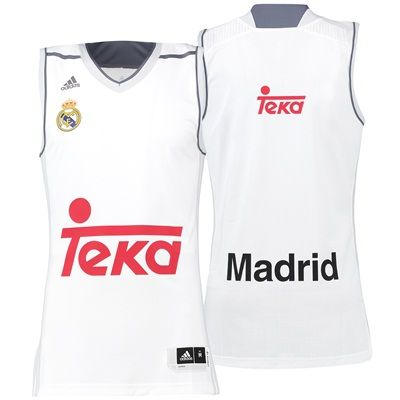 reputable site 36dd1 f225b Real Madrid Basketball Home Jersey 2015/16 | Wishlist | Real ...