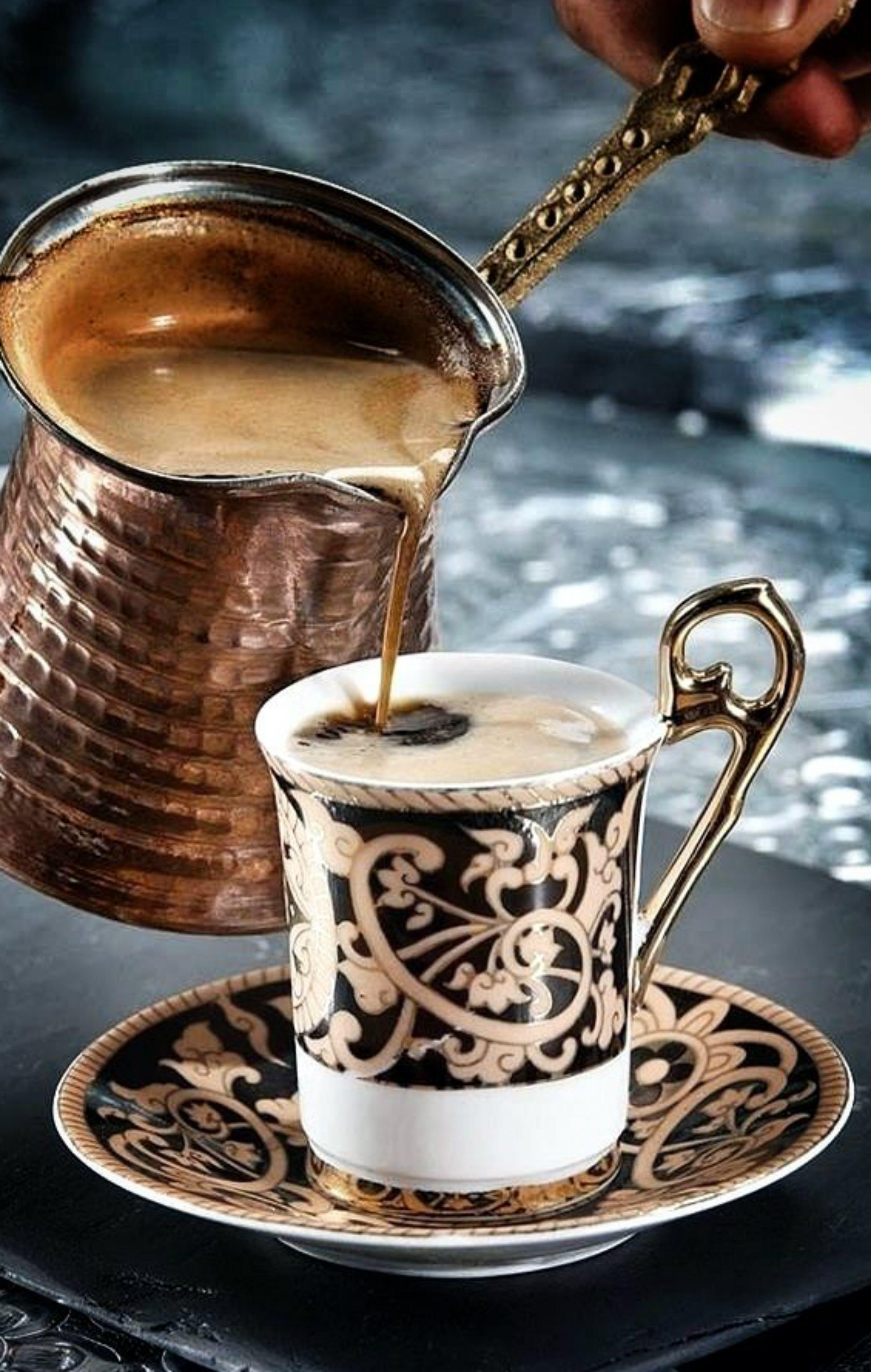 Pin By Z O R A R O S E On Coffee Beautiful Coffee Coffee Time Turkish Coffee