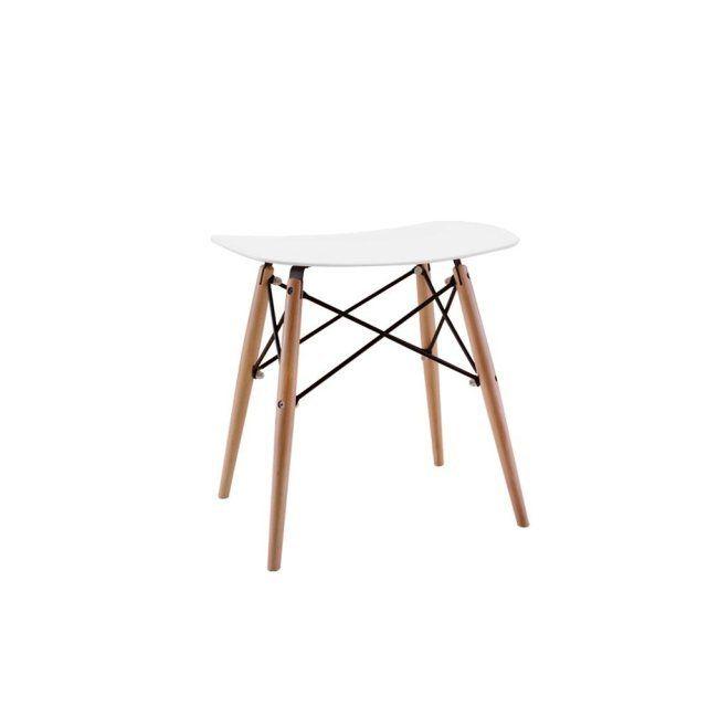 tabouret design existe en noir pour l 39 entr e id e entr e pinterest mobilier de salon. Black Bedroom Furniture Sets. Home Design Ideas