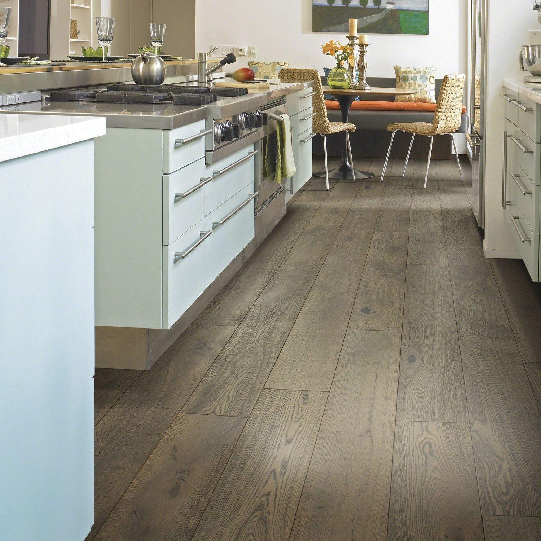 "Scottsmoor Oak 7 5"" Engineered White Oak Hardwood Flooring"