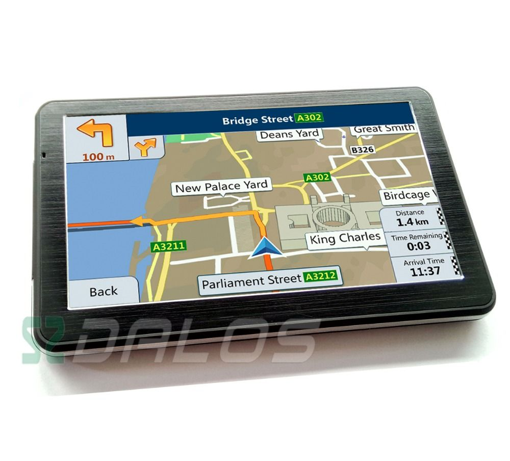 Free Shipping Buy Best  Inch Gps Pnd Portable Car