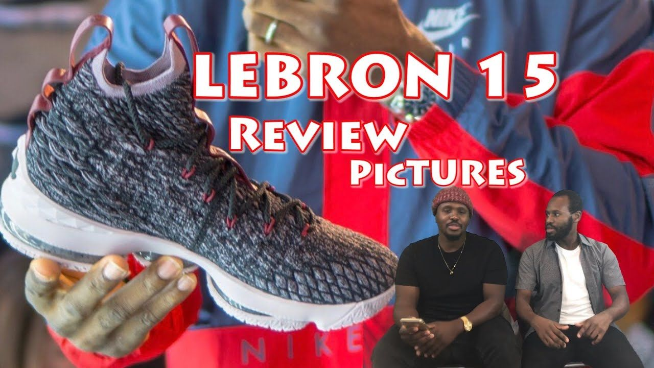 LEBRON 15 Review, Pictures🔥👟 Plus DAME 4 Review