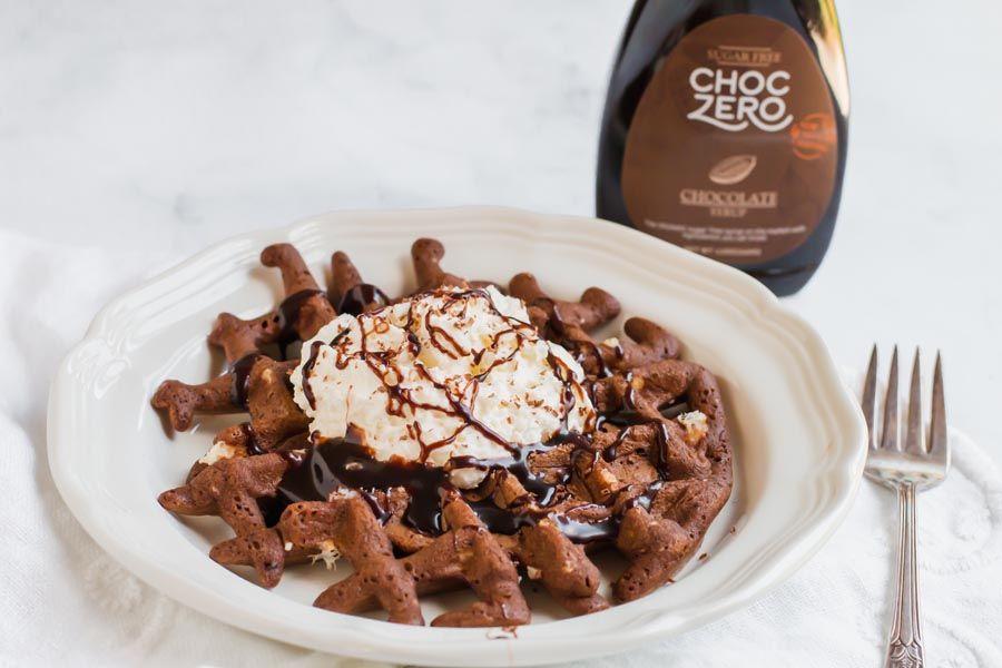 Keto chocolate chaffle recipe recipe recipes keto