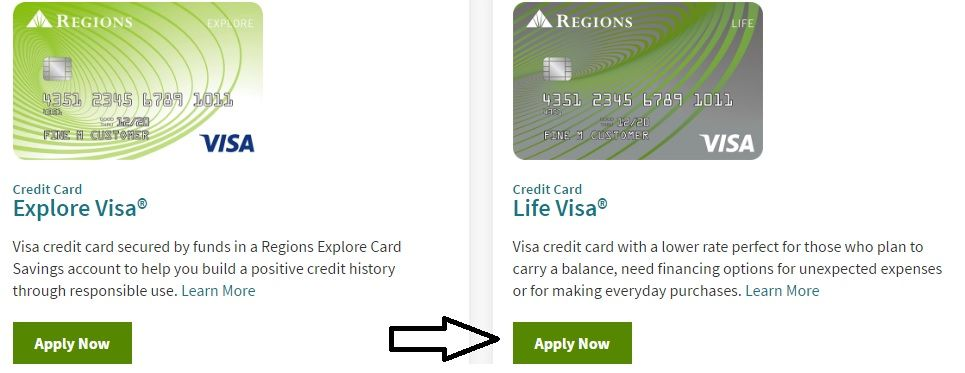 Apply For Regions Credit Card All Steps With Pictures How To