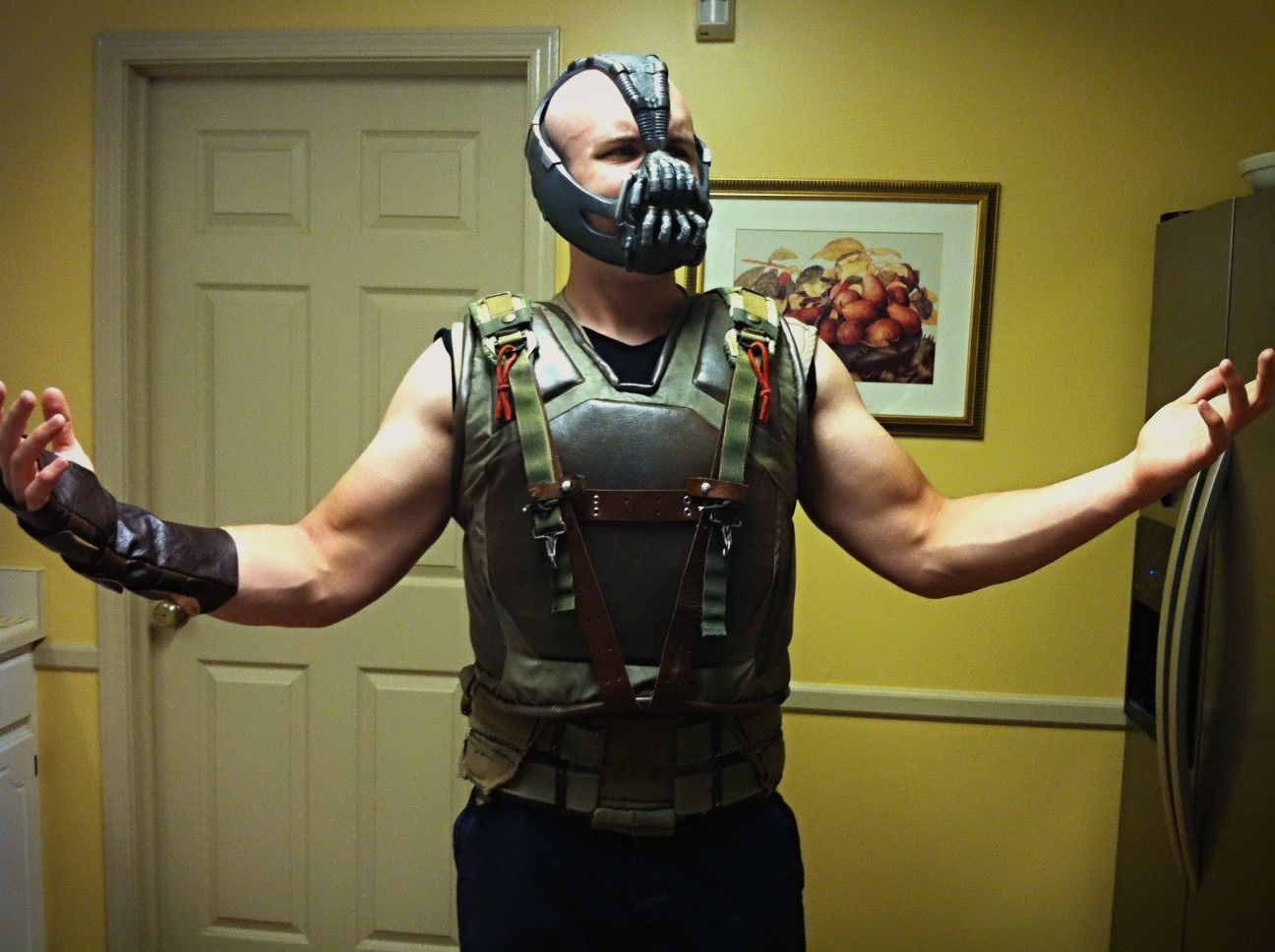 bane halloween costume the dark knight rises - Halloween Costumes Bane