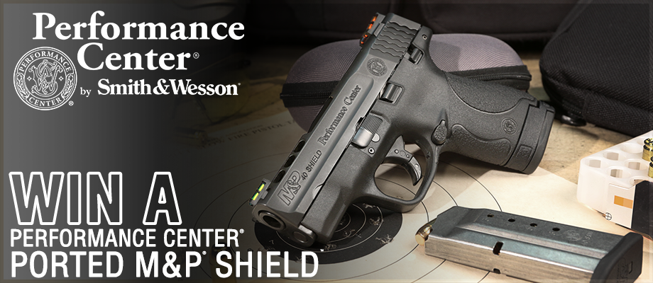 Enter For A Chance To Win A Smith Wesson Smith Wesson Bodyguard Smith Wesson