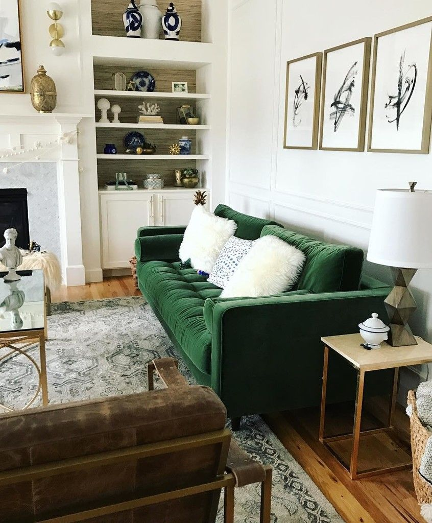 Forest Green Couch Green Sofa Living Room Green Couch Living Room Green Sofa Living