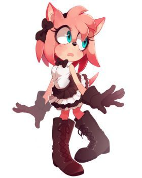 Amy Rose Dress Up Games for Girls