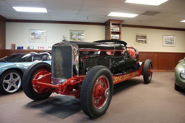 1930 Stutz Jones Special Indy 500 Race Car With Images Race
