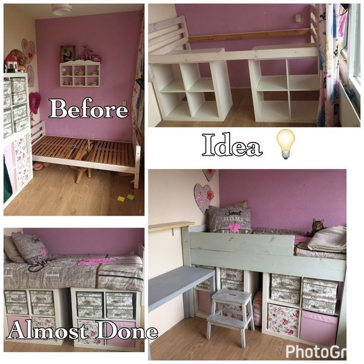 Hottest Pictures Diy Ikea Malm Makeover Suggestions An Ikea Youngsters Space Continues To Intrigue The Childr Ikea Kids Bedroom Ikea Bed Hack Ikea Storage