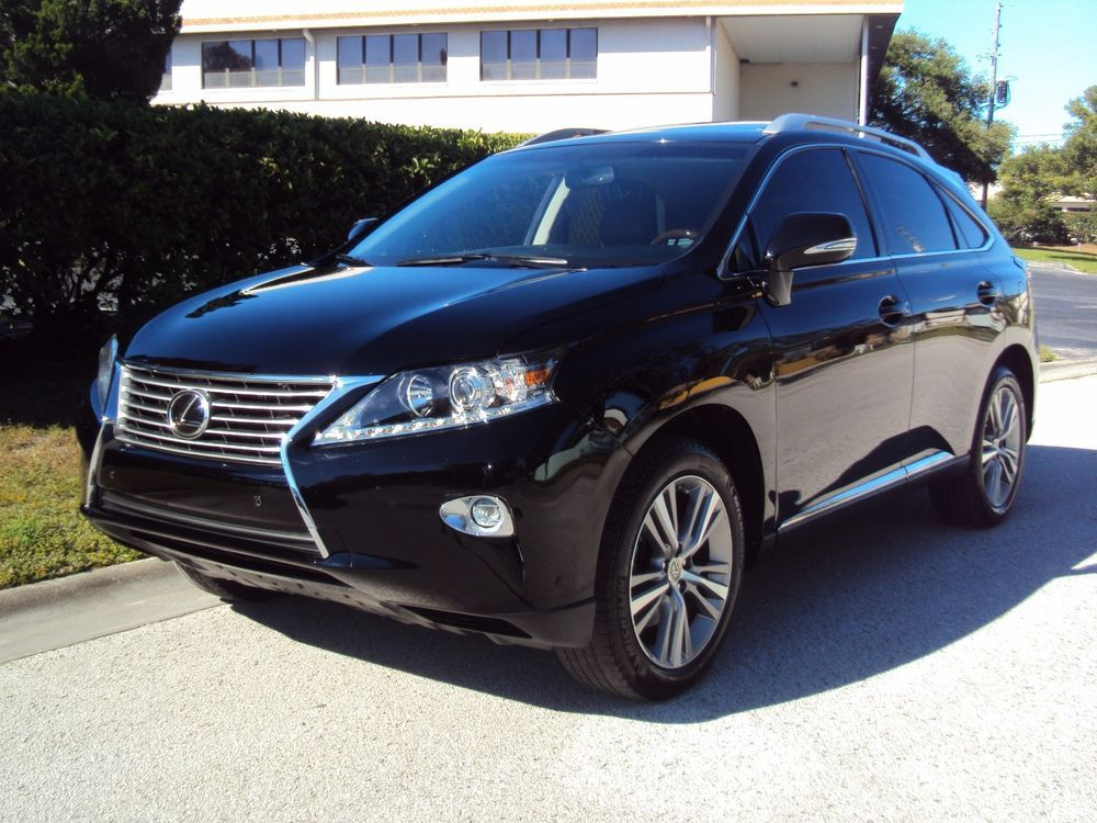 2015 Lexus RX RX350 RX350! 1-Owner FL Car! Warranty! Prem/NAV ...