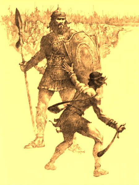 ماذا تعرف عن قصة طالوت وجالوت وبنى اسرائيل Book Of Isaiah Isaiah Hipster Art
