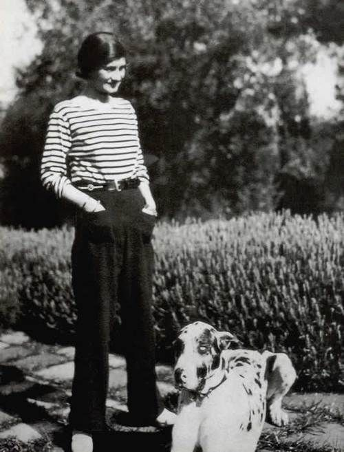 5346add0f01 Coco Chanel released her first ready-to-wear collection in 1913