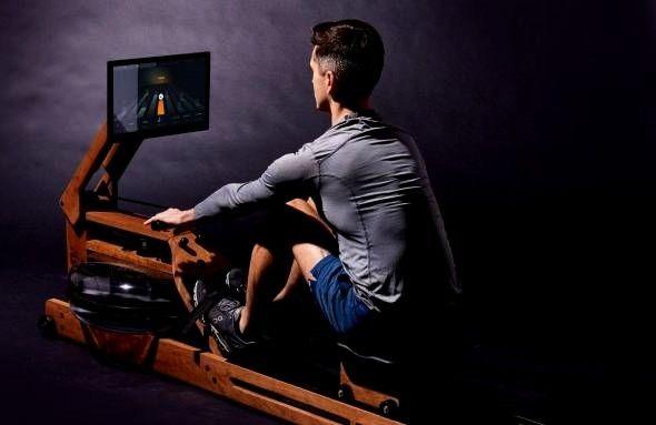 Digital Rower uses a gaming platform to incentivize fitness -Ergatta Digital Rower uses a gaming pl