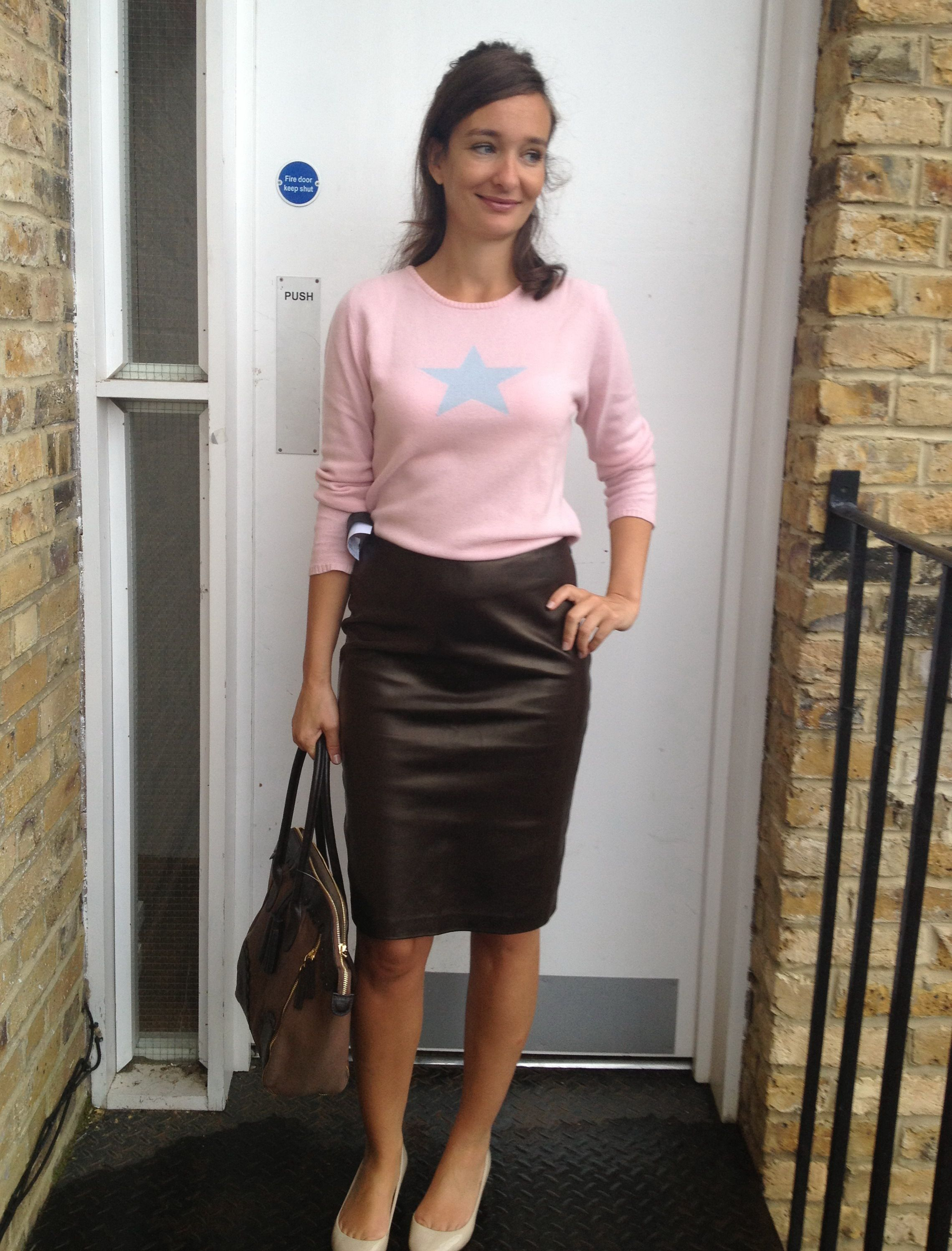 Tops to go with leather pencil skirt – Modern skirts blog for you