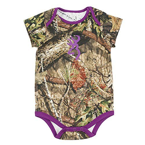 ff101f542407e Browning Baby Camo Set Mossy Oak Country Camo Purple 18 MO *** Want to know  more, click on the image.(It is Amazon affiliate link)