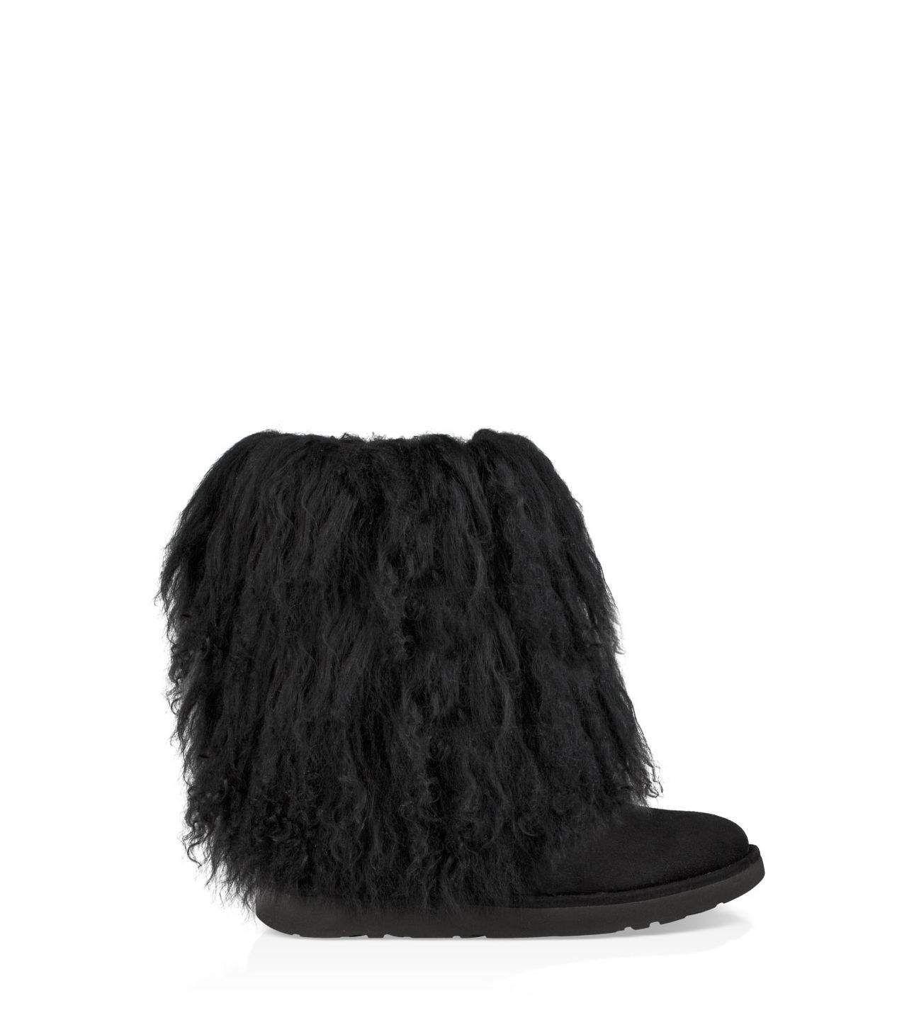 UGG LIDA - Boots - black NNSGFI