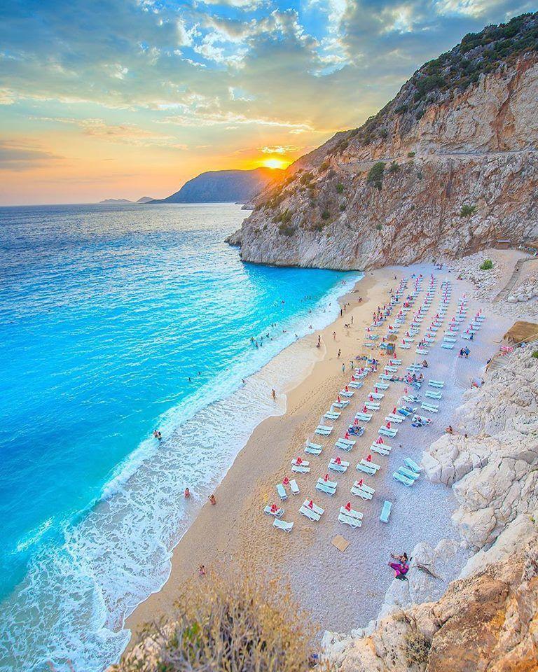 Welcome To Kaputas Antalya Turkey Achtergronden Foto S Turkije