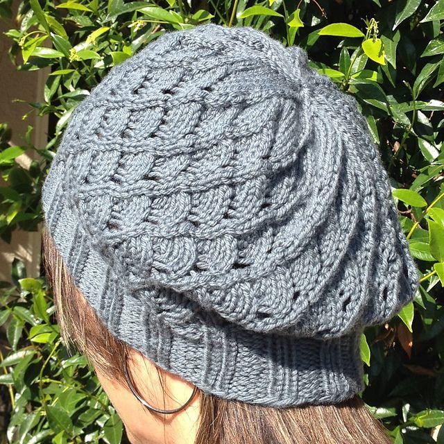 98470d8d41924 Ravelry  Bellezza pattern by Maria Parrish. Knitting HatsCrochet HatsKnit  CrochetStylish HatsLadies HatsStar CrossedYarn CraftsSlouch HatsBeanie