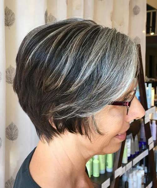 Found On Bing From Www Short Haircut Com In 2020 Gray Hair Growing Out Gorgeous Gray Hair Hair Styles