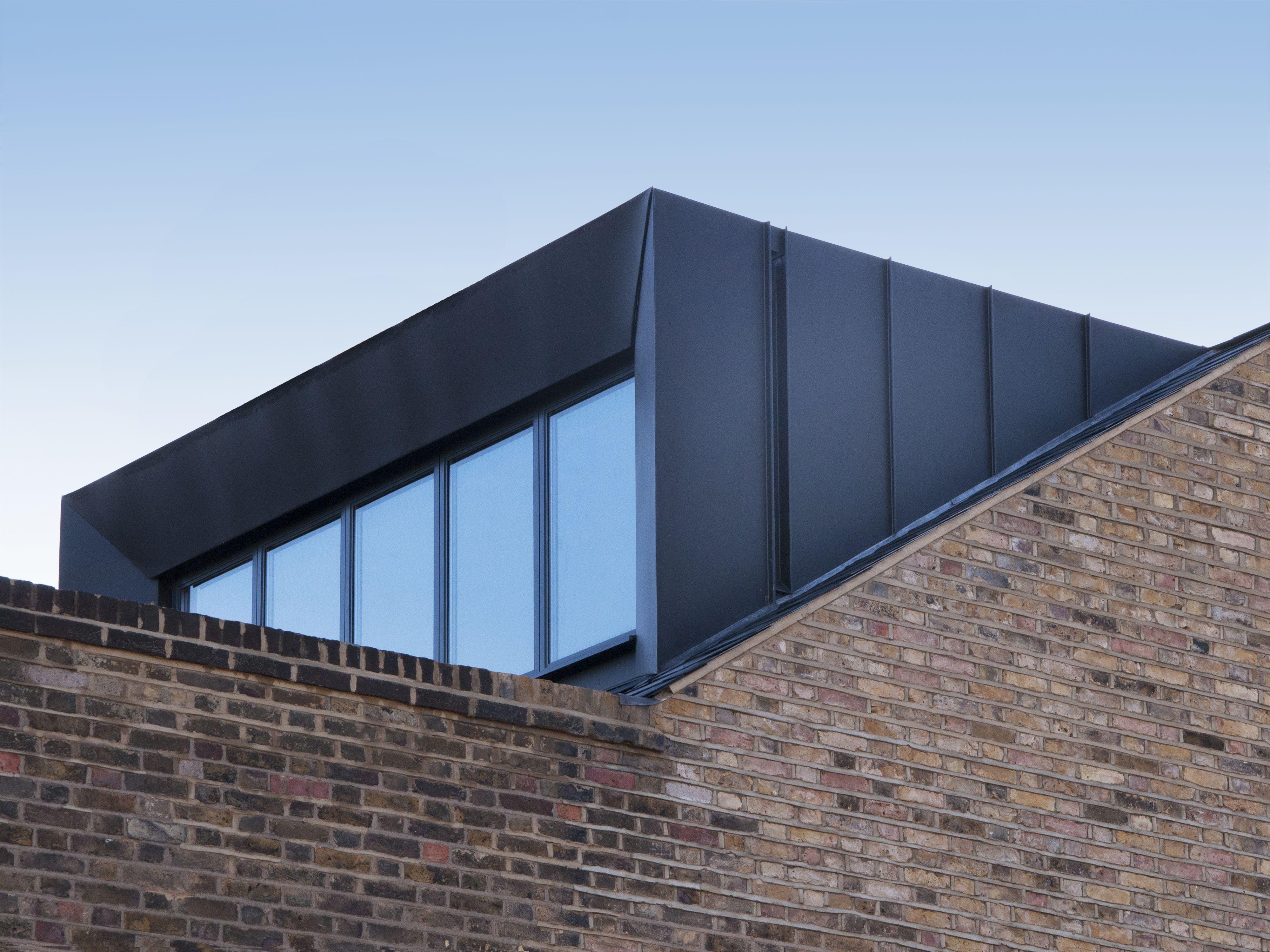 Lampmead Road Lewisham P Lanstudio Roof Architecture Roof Design House Roof