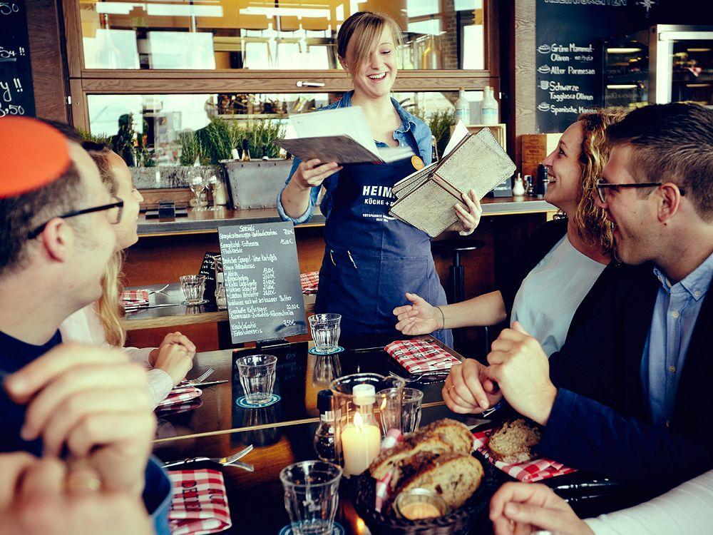 Heimat Küche+Bar im 25hours Hotel Hamburg Hafencity | Heimat ...
