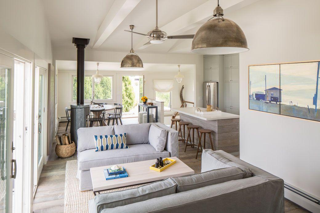 Artful Interiors Design Open Concept Living Room Living Decor